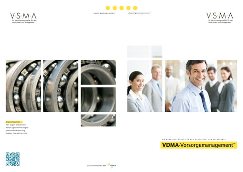 VDMA Vorsorgemanagement